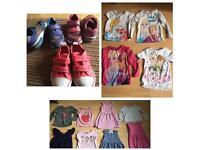 Bundle of Clothes Age 3-4