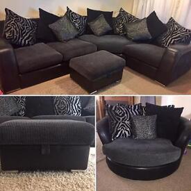DFS Corner Suite Sofa.