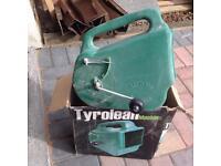Tyrolean Machine