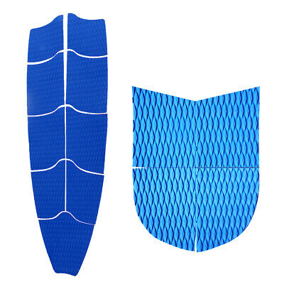 9x EVA Full Deck Traction Pad 10 Dog Grip Mat or SUP Paddleboard Surfboard
