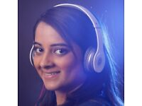 Female Bollywood/Bhangra DJ specialising in Mendhi's, Weddings, Pre Wedding Parties, Birthdays etc..