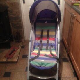 Joie pushchair/stroller