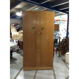 Vintage wooden wardrobe (100% of profits go to St Peter's Hospice)
