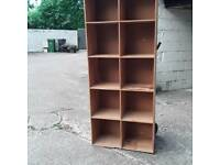 Workshop shelving