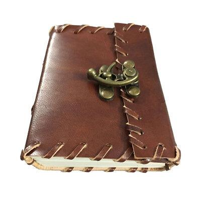 NEW Mini Leather Journal w/ Latch 3x4