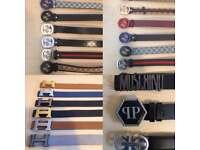 3 FOR £60 Gucci Hermes Versace Designer belts London cheap northwest hendon kilburn ealing Hampstead