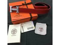 hermes belt with box bargain