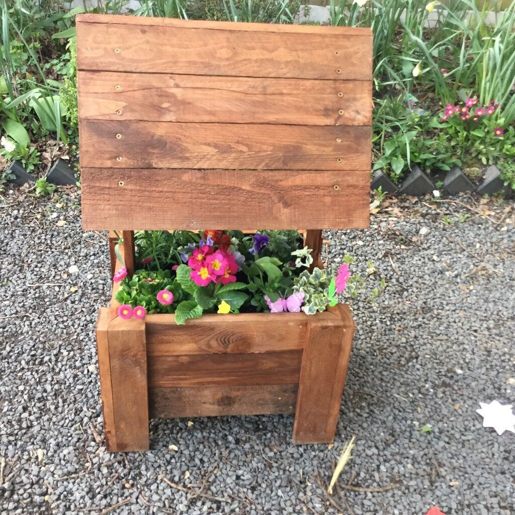 Wooden Planter In Wimborne Dorset Gumtree