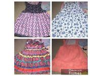 Girls summer bundle 4-7years