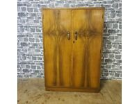 Vintage Gents Cabinet/Wardrobe