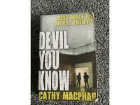 Book - Devil You Know
