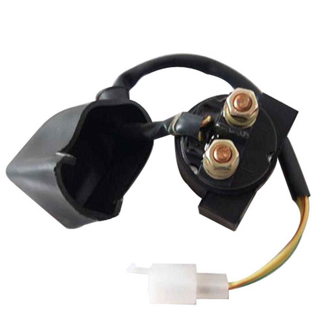 starter solenoid relay 43cc 47cc 49cc apc mini chopper. Black Bedroom Furniture Sets. Home Design Ideas