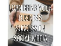 I Can Bring Your Business Success On Social Media ✨📈