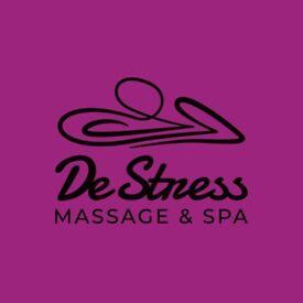 De Stress Massage Swedish & Deep tissue massage