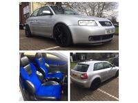 Audi s3 1.8t £3650