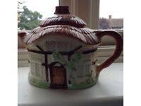 Several tea vintage tea pots for sale