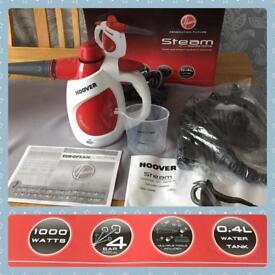 *Brand New* handheld compact/lightweight steam cleaner