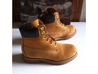 Timberland Classic Ankle Boots Size 5/38