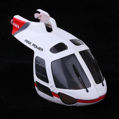 XK.2.K123.018 Head Cover Shell for XK K123 V931 Brushless RC Helicopter Part comprar usado  Enviando para Brazil