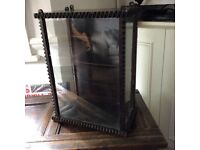 ARTS & CRAFTS PINE DISPLAY CABINET CIRCA 1900...