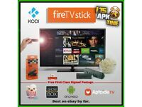 Amazon Fire tv stick 2nd Gen, Kodi/APK Time/Freeflix IPTV - Movies, TV Shows, Live Sports, Cartoons.
