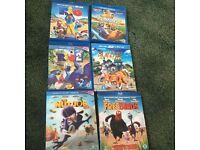 Job lot of 3D+Blu-Ray