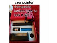 Lazer pen