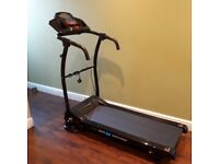 XM Pro Dynamic Treadmill Just 6mths old Hardly used Excellent condition Incline settings MP3 player