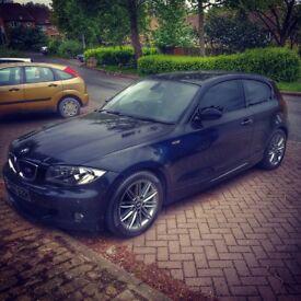 BMW 120D M SPORT CUSTOM, INDUCTION KIT, FULL LED INTERIOR, FSH, 10 MONTHS MOT