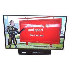 LG 49 INCH SMART TV - FREE SAT