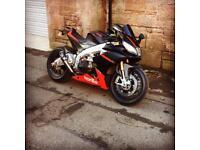 Aprilia RSV4 not Yamaha r1, bmw s1000rr, Suzuki gsxr, Kawasaki zx10r