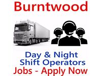 Transport Administrator Operator Day & Night Shifts - IMMEDIATE STARTS in Cannock Walsall Stafford