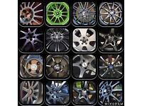 Alloy Wheel Refurbishment & Colour
