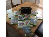 X box 360 , 2 controllers, headset and 13 games bundle