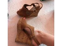 New look wedges size 6