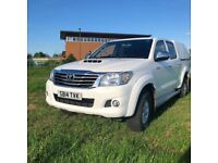 Toyota hilux 2.5D -4WD 4X4 ICON