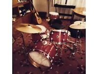 Drum tuition, southside