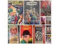 Over 300 Vintage Sci-Fi paperbacks