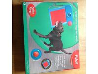 Flyball Agility Range, dog trainer, Framed used once, new ball inc, information from website below.