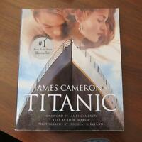 TITANIC coffee table book