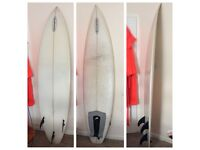 Surfboard for sale, dings need fixing
