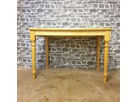 Top Tiled Dining Table