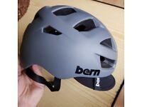 Bern Allston bike cycling helmet