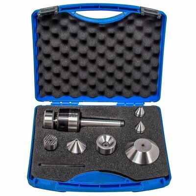 Toolmex Mt3 Interchangeable Live Center Made In Poland