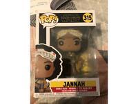 Jannah Pop Vinyl