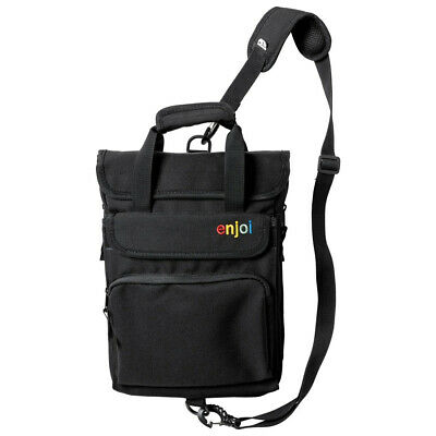 Enjoi Skateboards Shoulder Bag Field Black