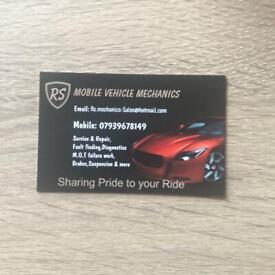 RS Mobile vehicle mechanic