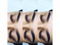 Eyelash Extensions 2D & 3D lashes, and Waxing, E16,E6,E14