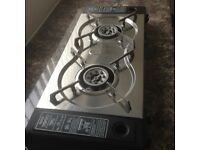 top flame double burner cooker for sale