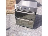 Hotpoint intergrated cooker
